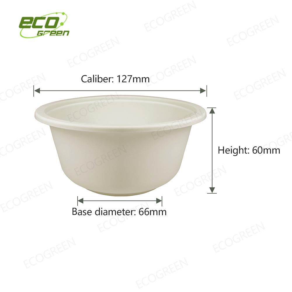 16oz biodegradable bowl